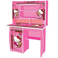 Meja Belajar Hello Kitty 9003