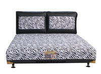 Uniland Beauty Bed Zebra Cho-Cho