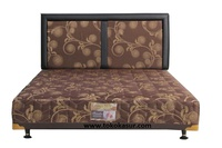 Uniland Beauty Bed Chrysant Coklat