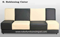 Sofa Bed RECLINING CATUR