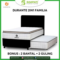 Spring bed 2in1 Familia